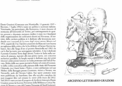 Archivio letterario Dante Graziosi