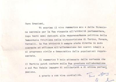 Arnaldo Forlani (16 marzo 1972)