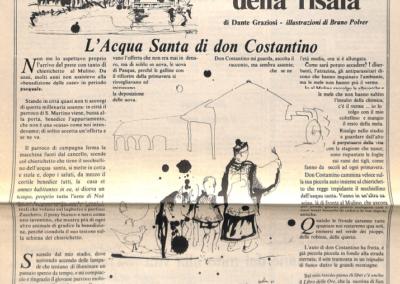 I racconti della risaia_Corriere di Novara (21 giugno 1990)