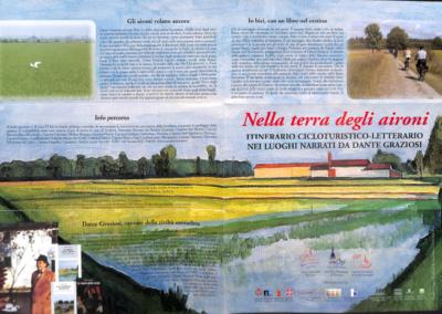 Itinerario ciclo turistico-letterario, VI edizione Premio Graziosi