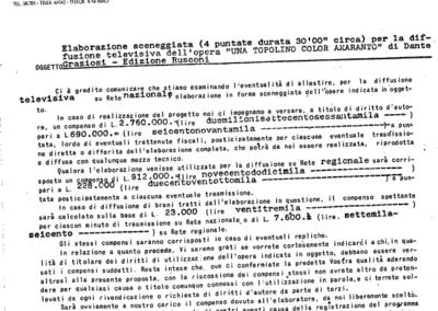 Rai Radiotelevisione italiana (8 luglio 1982)