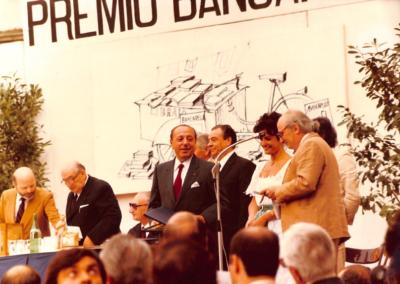 Targa d'oro al Premio Bancarella, Torino 1981