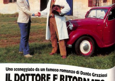 Una Topolino amaranto_Famiglia Cristiana (1 gennaio 1984)