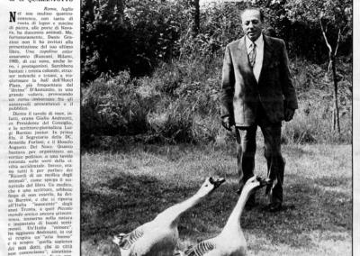 Una Topolino amaranto_Gente (luglio 1981)