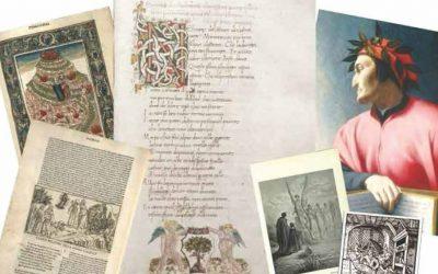 Dante a Novara: una mostra di codici manoscritti e rare edizioni antiche
