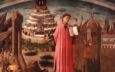 Pagine Dantesche – Giovedì letterari in biblioteca ottobre e novembre
